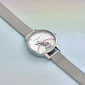 レインボー腕時計コレクション