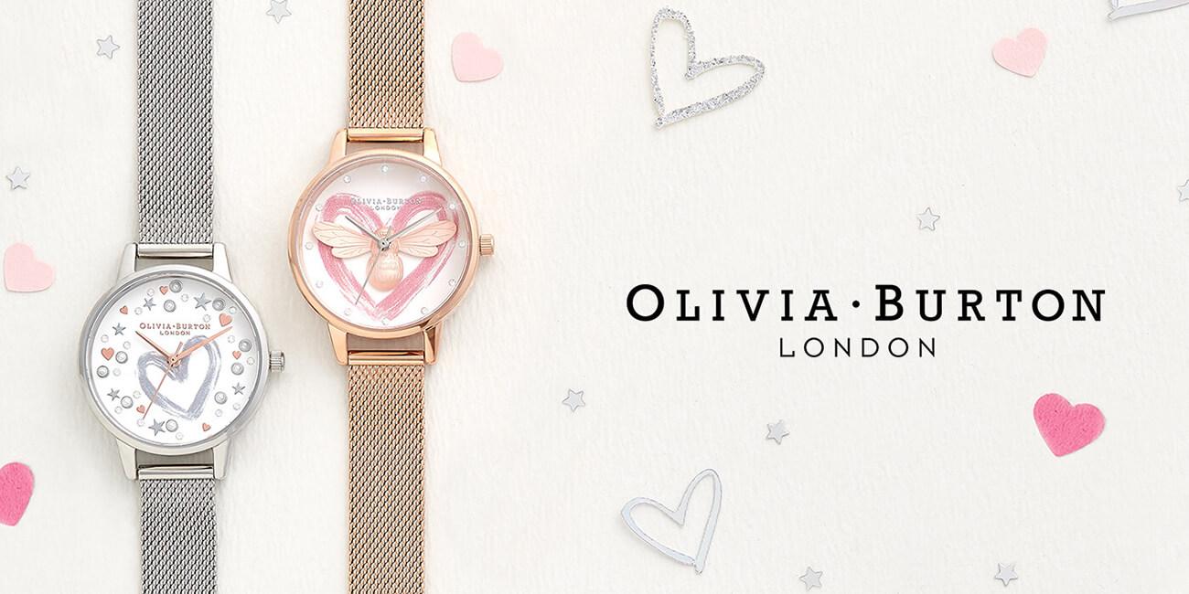 オリビア・バートン2020年1月新作腕時計