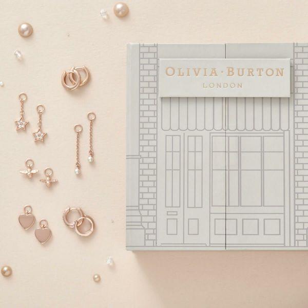 オリビアバートン OLIVIA BURTON ハウス オブ ハギーズ ワーズ ゴールド ピアス 6set ジュエリー
